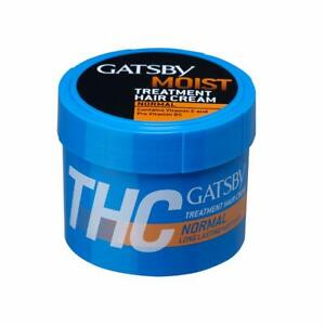 Gatsby Hair Treatment Cream, Normal, 250 g,, Fast Shipping