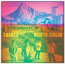 TRIBES - WISH TO SCREAM  CD NEU