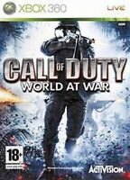 Call Of Duty:World At War Xbox 360 / Xbox One - PRISTINE - FAST & FREE Delivery