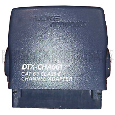Used Dtx Cha001a Cat 6 Channel Adapter For Fluke Dtx 1800 Dtx 1200