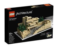 LEGO FALLINGWATER  21005 Frank Lloyd Wright ARCHITECTURE Design  SEALED NEW 2009