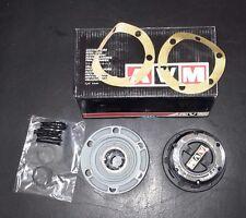 New AVM 407 wheel hubs PAIR 10 splines 6 bolts fits Nissan Patrol G60