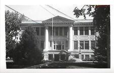 1950s Real Photo Postcard; Court House, Torrington WY Goshen Co. on Oregon Trail