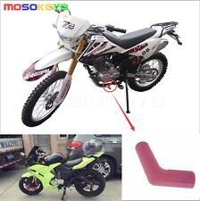 New Universal Motorcycle Rubber Sock Boot Shoe Protector Shift Shifter Cover MOS