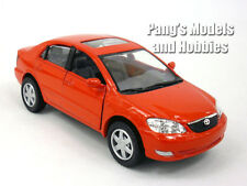Toyota Corolla 1/36 Scale Diecast Model by Kinsmart - RED
