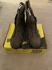 BELLEVILLE 675ST Sage Green Gore-Tex Steel Toe Boots Size 9R Military