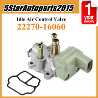 OEM# 22270-16060 Idle Air Control Valve for Toyota Celica Corolla 1.8L 1996-1997