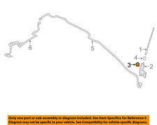 Scion TOYOTA OEM 11-16 tC Radio Antenna-Amplifier Nut 8639621020