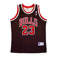 Chicago Bulls Michael Jordan Champion Jersey | NBA Basketball Shirt Sportswear