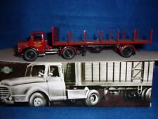 UNIC ZU 42 T Camion Semi Remorque 1/43 Transports DANY à RUPT sur MOSELLE Neuf