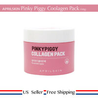 April Skin Pinky piggy collagen pack 100g NEW + Free Sample [ US Seller ]