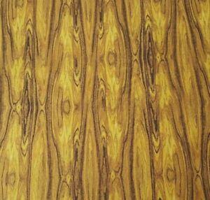 "28"" Quilting Naturals Kensington Quilting Treasures Woodgrain Wood Golden Brown"