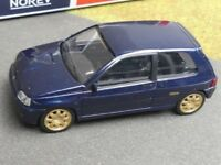 1/43 Norev Jet Car Renault Clio Williams 1993 517522