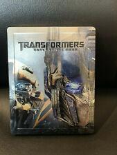 BLURAY + DVD TRANSFORMERS 3 DARK OF THE MOON  NL FR STEELBOOK