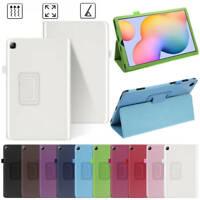 """Pelle Supporto Custodia Cover Per Samsung Galaxy Tab S6 Lite 10.4"""" SM-P610/P615"""