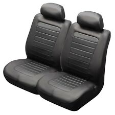 Type S Faux Leather Seat Cover - 2pk
