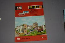 Alter Faller Katalog N 1969/70 DM Nr. 829