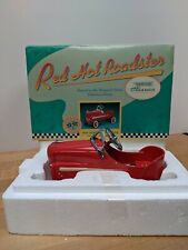 Hallmark Kiddie Car Classics 1940 Gendron Red Hot Roadster Die-Cast Scale Model