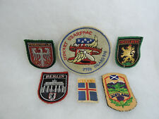 Vintage 77th USAR Army Reserve Air Rescue Patch Stewart Base NY 5 Travel Patches