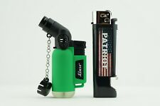 2 Item 00004000 s - Linse Refillable 45 Degree Torch With Patriot Disposable Lighter