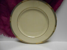 """Lenox China Presidential Collection McKinley Dinner Plate 10.5"""""""