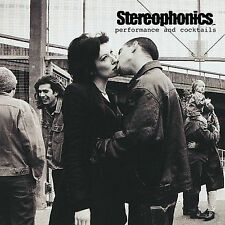 Performance and Cocktails by Stereophonics (CD, Mar-1999, V2 (USA))