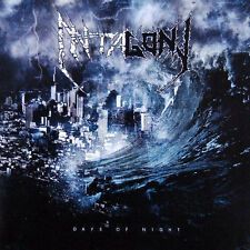 ANTAGONY Days of Night CD