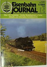 Eisenbahn Journal 4/1984 Junio, Despedida de Servicio de operación