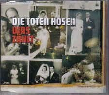 Die Toten Hosen- Was Zahlt cd maxi single