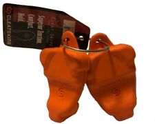 CLEAT SKINS  For Time Cleats - compatible with TIME Xpresso - Cleat Cover Orange