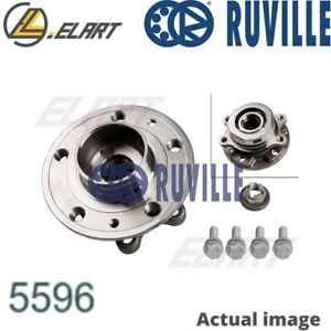 WHEEL BEARING KIT FOR RENAULT LATITUDE L70 M9R 846 M9R 824 V9X 891 RUVILLE