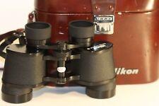 NIKON  E  .........   10 x 35     BINOCULARS   STUNNING VIEW OUT   green lens