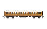 """Hornby R4827 OO Gauge LNER 61'6"""" Gresley Corr 1st Coach 31885"""