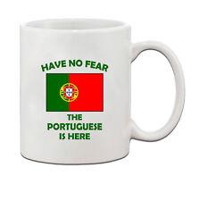 Have No Fear Portuguese Is Here Portugal Portuguese Ceramic Coffee Tea Mug