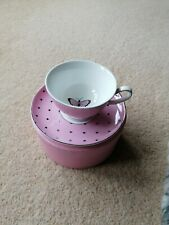 Bombay Duck Of London  Cup & Saucer