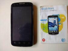 Motorola ATRIX 2 - 8GB - Black (AT&T) Smartphone