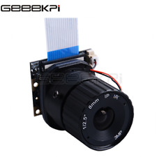 GeeekPi Raspberry Pi 4B/3B+ Mini Camera Module Board 5MP Webcam Video Recorder