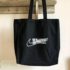 "Off-White X Nike Tote Bag ""The Ten"" Canvas Virgil Abloh Supreme Condition"