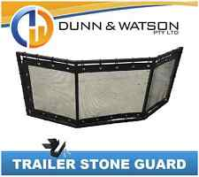 Trailer Stone Guard / Shield - Camper Trailers, Caravans, Boats, Universal Fit