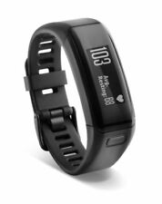 Articles de fitness tech noirs Garmin cardiofréquencemètre