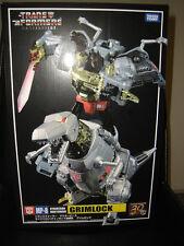 Transformers Masterpiece MP8 MP08 GRIMLOCK -Authentic Takara Japan-MISB Dinobots