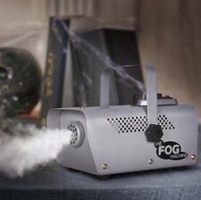 Intertek 400 Watt Fog Effect Smoke Machine Remote Control Disco Party Halloween