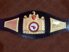 NABF Boxing Championship Belt Adult Size