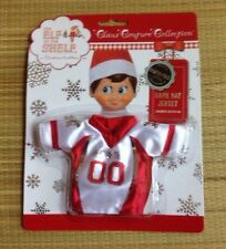 """Elf On Shelf Clothes """"Game Day Jersey""""  New"""