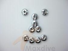 10pcs/lot Scuba Valve Brass Handwheel Nut Spring Nut # HN01BP