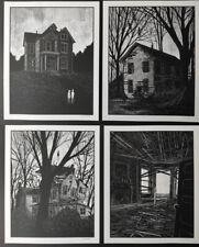 Daniel Danger Cotton Candy Machine 4 Print Set Signed Screenprinted Art Mondo