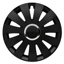 Schwarze Beat 15 Zoll Radkappen fürs Auto