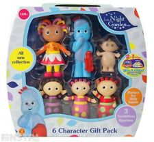 IGGLE PIGGLE  Upsy Daisy Makka pakka children toy 6 figurines