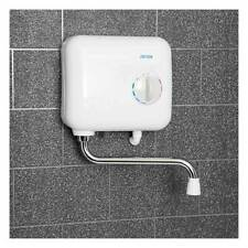Triton 3kW White/Chrome Electric Hand Wash T30i Over Sink Water Heater T3A3034I
