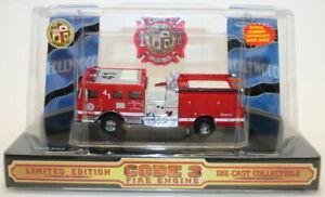 Code 3 Classics 1/64 Scale Seagrave Engine Model 12303 Los Angeles Fire Dept #41